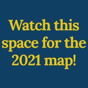 Watch this space for the 2021 map!
